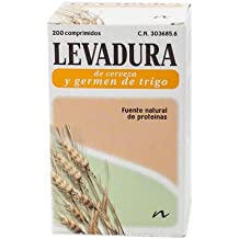 LEVADURA CERVEZA GERMEN TRIGO LEO 200 COMPRIMIDOS
