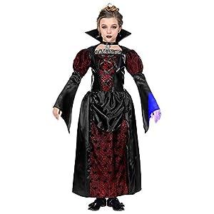 WIDMANN 70236 Costume de vampire pour enfant Noir