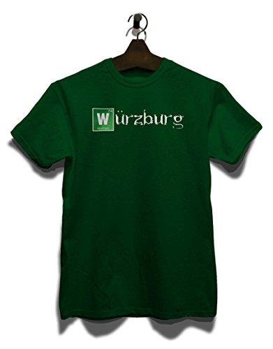 Wuerzburg T-Shirt Dunkel Grün