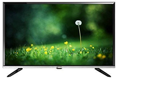Micromax 81 cm (32 inches) 32T7260MHD HD Ready LED TV (Black) with Dish TV TruHD (Free Recorder) + 1 Month Subscription + 1 Year Onsite Warranty