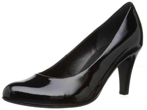 Gabor Lavender Manmade, Chaussures À Talons Noirs Pour Femmes (schwarz (noir)