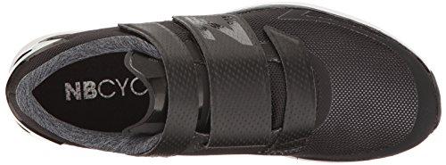 New Balance  009 Training Shoe, Chaussures de running pour homme Noir/gris