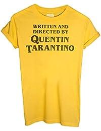 MUSH T-Shirt Titolo di Coda REGIA Quentin Tarantino - Film by Dress Your Style