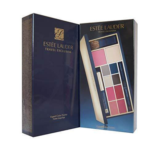 Estee Lauder Mini (Estee Lauder Travel Exclusive Expert Color Palette (4x Pure Color Lipstick, 4x Pure Color EyeShadow, 1x Pure Color Blush, 1x Pressed Powder, 1x Mini Mascara))