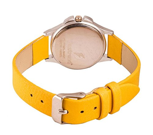 Fastrend Quartz Ladies Watch – Genuine Leather Analog Watch for Women – Wrist Watch for Women