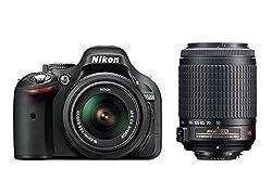 Nikon D5200Digital Slr Camera (24.1Megapixel, 7.6 Cm (3Inch) Tft Displayfull Hd, Hdmi)