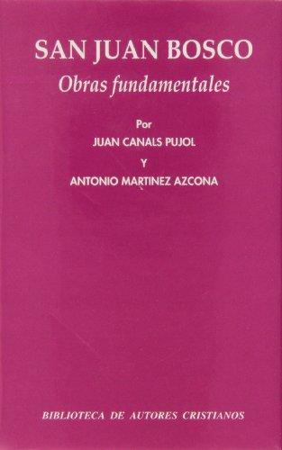 Obras fundamentales por Santo Juan Bosco - Santo -