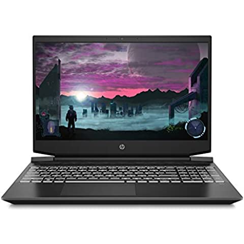 HP Pavilion Gaming 15.6-inch FHD Gaming Laptop (Ryzen 5-4600H/8GB/1TB HDD/Windows 10/NVIDIA GTX 1650 4GB/Shadow Black), 15-ec1024AX