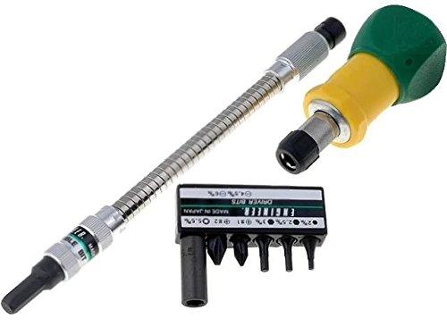 Dr. Socket (FUT.DR-08 Set screwdriver bits Screwdr.bit l30mm Socket bits5,5 mm DR-08)