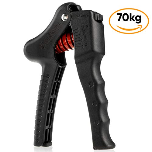 aptletics® Multi Grip Fingerhantel 2.0 - Premium Handtrainer für enorme Leistungssteigerung beim Klettern | Fitness | Krafttraining | Bouldern | Bodybuilding | Turnen | Kampfsport | Mountainbiken