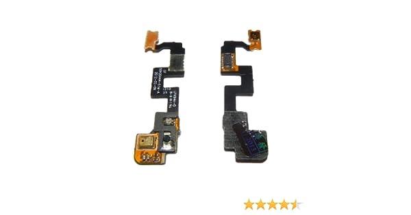 Htc One X Ein Aus Schalter On Off Switch Flexkabel Amazon De