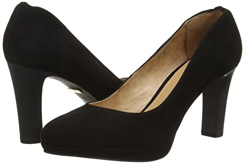 Belmondo 70323903 Damen Pumps Schwarz (Black)