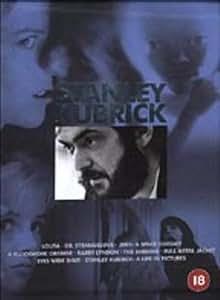 Stanley Kubrick Collection: 2001: A Space Odyssey  / Full Metal Jacket / The Shining / Lolita/Barry Lyndon / A Clockwork Orange / Eyes Wide Shut / Dr Strangelove [DVD]
