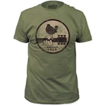 Woodstock 1969 Fitted T-Shirt