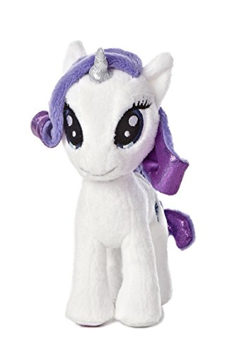 My Little Pony Twilight Sparkle Mini 6.5 inch Plush Doll (rarity)