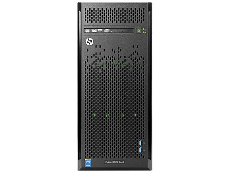 Hewlett Packard Enterprise ML110 Gen9 **New Retail**, 840674-425 (**New Retail** E5-2620V4)