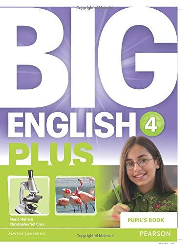 Big English Plus 4 Pupil's Book (BIGI)