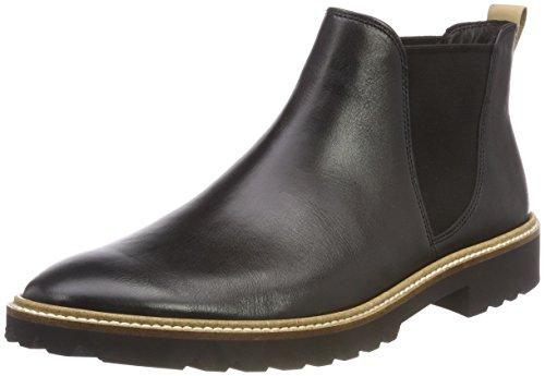 ECCO Damen Incise Tailored Nova Stiefeletten, Schwarz (Black 1001), 40 EU
