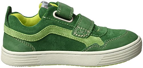 Lurchi - Hanno, Pantofole Bambino Grün (Dk.Green)