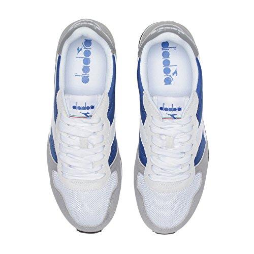 Diadora Herren Camaro Gymnastikschuhe C6631 - NAUTICAL BLUE-GREY REGEN