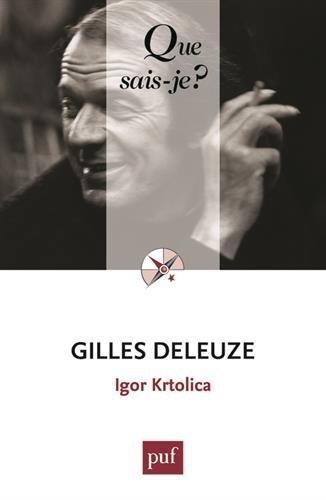 Gilles Deleuze by Igor Krtolica (2015-08-26)