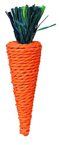 Trixie Karotte Spielzeug für kleine Tiere, 20 cm -