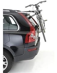 Mottez Porte-vélo à sangles pour 1 vélo