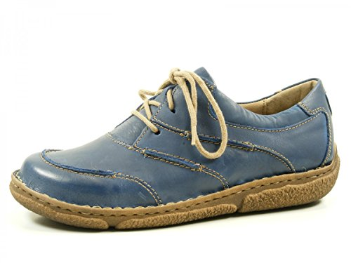 Josef Seibel 85104-97513-540 Neele 03 Scarpe stringate donna Blau