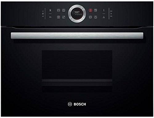 Bosch CDG634BB1 Serie 8 / Backöfen (Elektro / Einbau) / 59,5 cm / 38 L / Dampfgaren