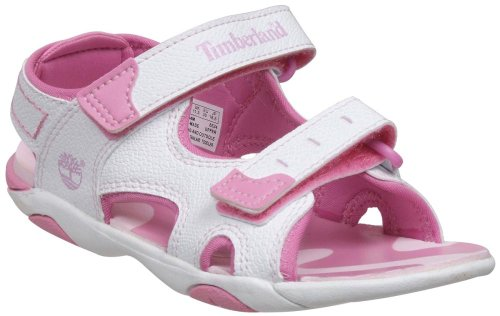 Timberland Sandale Riverquest 2-Strap (rose) Blanc / Rose