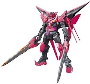 Bandai Hobby HGBF Gundam Exia Dark Matter Model Kit (1/144 Scale)