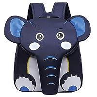 Elephant Backpack Cartoon Children