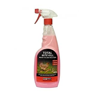 Net Tex Ready to Use Total Mite Kill Liquid, 750 ml 7
