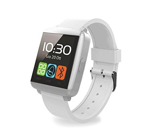 Smartwatch Bluetooth Techmade TechWatchONE Mini Pantalla Táctil 1.44' micrófono - Blanco