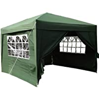ESC Ltd Airwave 3x3mtr Pop Up Waterproof Gazebo (Green)