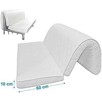baldiflex - materasso per divano letto in memory foam brio ... - Divano Letto Matrimoniale Memory
