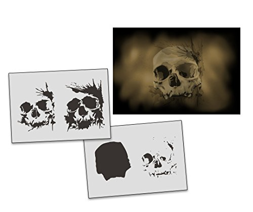umr-design-as-312-skull-airbrushschablone-step-by-step-grosse-m