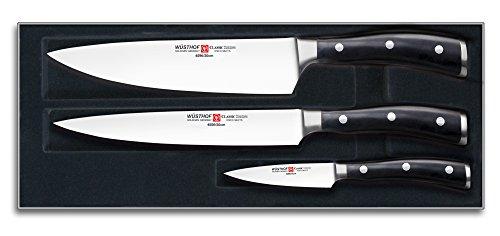 Wusthof Classic Ikon Knife set - 9601
