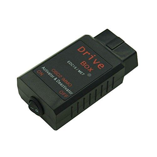 Drive Box OBD code reader IMMO Deactivator Activator for Bosch EDC15/ME7 OBD2 Immo-HR-Tool® (Motor-code Volkswagen Reader)
