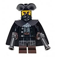 Lego Minifigures Series 17 - #16 (MYSTERY FIGURE) HIGHWAYMAN - (Bagged) 71018