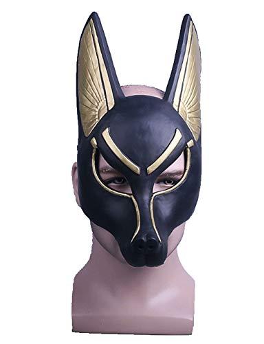 Halloween Kostüm Maske COS Maske Für Dekoration/Sammlung, Tod Anubis