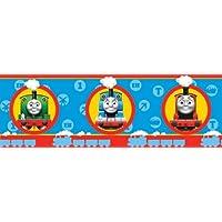 Fun4Walls CGI Thomas and Friends Paper Border, 7-inch
