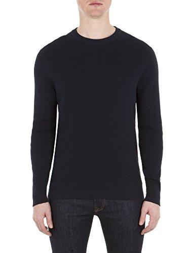 textured-knit-crew-neck-jumper-me13325-ef5-staples-navy