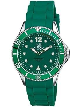 Armbanduhr Lolli Clock Chrome 70200-GN