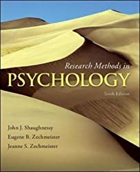 [Research Methods In Psychology] (By: John J. Shaughnessy) [published: March, 2014]