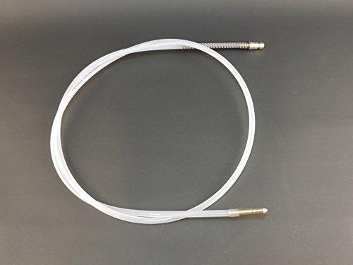 Preisvergleich Produktbild Hohlraumsprühschlauch mit 0,2 mm Rundstrahldüse für Mike Sanders Korrosionsschutzfett