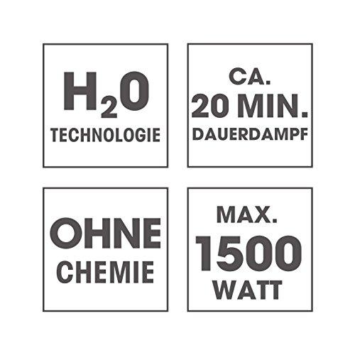 Cleanmaxx Dampfbesen 3 in 1 - 5