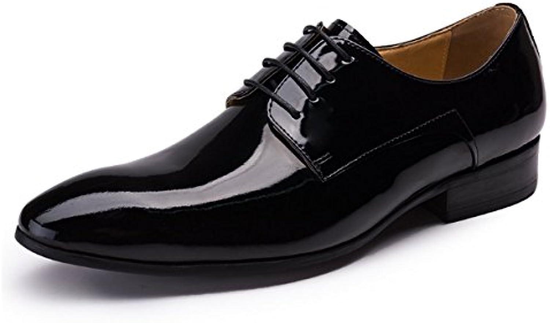 Oxford Schuhe Helle Lederschuhe Bequem Klassisch Koreanische Schuhe Lederschuhe Fuumlr Herren Hochzeitsschuhe Mode