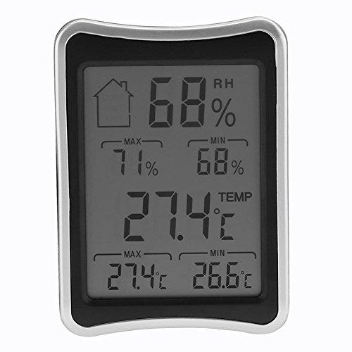 Aediea - Termómetro Digital inalámbrico Interiores