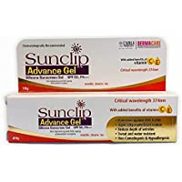 KARISSA MARKETING Sunclip Advance Sunscreen Gel Spf 50, 60 g